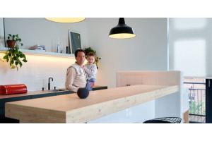 Raamdecoratie keuken inspiratie